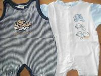 Zwei Baby Strampler 62 und 74 Kr. München - Brunnthal Vorschau