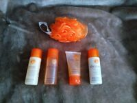 Sanctuary Spa - Bath and Body products