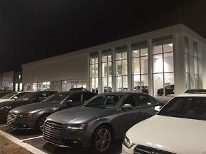 2017 Audi A4 PROGRESSIV CERTIFIÉ ONE INCLUS