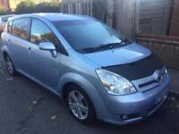 Toyota Corrolla Verso manual 2.2 litre Diesel 160k 7 seater. Excellent car.