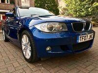 BMW 120D M-SPORT 2007! QUICK SALE!!
