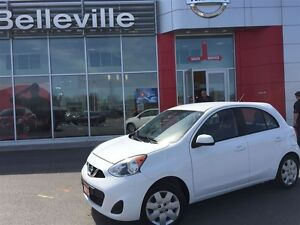2015 Nissan Micra SV ONE OWNER LOCAL TRADE