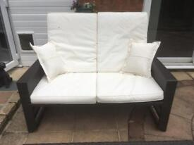 Love island bench/bed