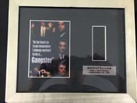 Goodfellas and the godfather film cell