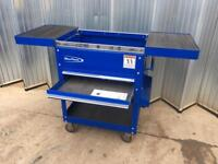 Blue point from Snap on service / tool trolley box