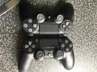 Ps4 controllers brand new