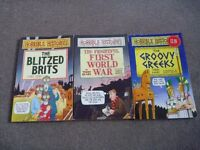 Childrens Horrible Histories books