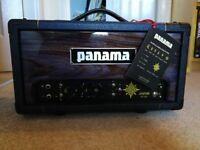 Panama Shaman Retro 20 Boutique Valve Amp Head
