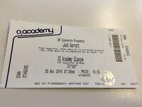 Jack Garratt Ticket O2 Academy Glasgow - Standing