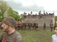 mud based assault course