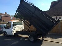 WASTE RUBBISH REMOVAL SKIP TIPPER 12YARDS HIRE