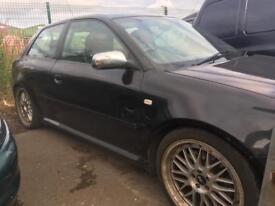 Breaking 1999 Audi A3 S3