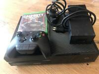Xbox one 500GB selling cheap for quick sale, Read Description!