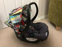 Cosatto Hold Car Seat with Adaptors for Giggle 2