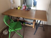 Big Desk & Chair