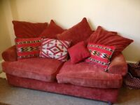 Lovely soft sofa bed!