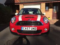 MINI Cooper 1.6 S Hatchback 3 Doors Petrol Manual Red - Chilli Pack Full Leather Low Mileage 49400