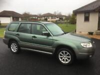 Subaru forester 2 litre xe 2006 model
