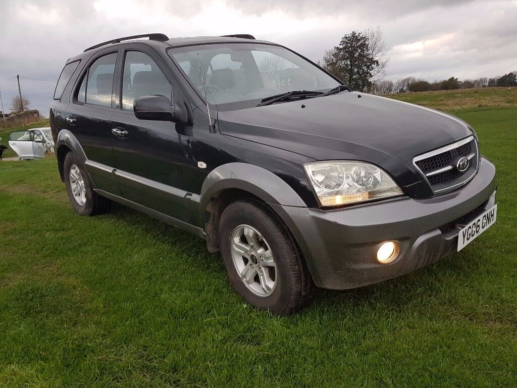kia sorento 4x4 jeep 2006 mpv leather interior full mot full sevice history 2 5 diesel tow bar. Black Bedroom Furniture Sets. Home Design Ideas