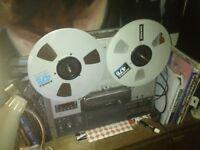 REVOX PR99 Stereo Tape Recorder 7.5 15ips Varispeed Swiss Studer Serviced Shoreditch