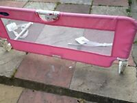 bed gaurd good condition only £5.00