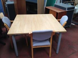 Square Meeting Table