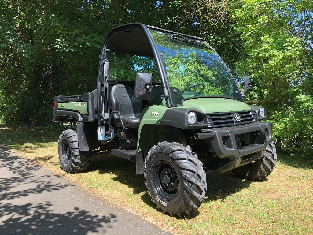 john deere gator 855d | in scone, perth and kinross | gumtree