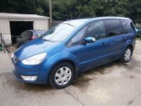** NEWTON CARS ** 07 57 FORD GALAXY 1.8 LX TDCI, 7 SEATS, GOOD OVERALL, 105,000 MILES, FULL MOT