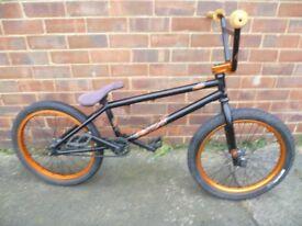 WETHEPEOPLE TRUST BMX BIKE