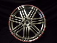 "Range Rover 10"" x 22"" Alloy Wheel Kahn RST USED Single wheel"