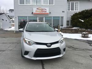 2014 Toyota Corolla CE Like new!