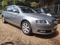 Audi A6 Avant 2.0 TDI SE 5dr (CVT)£5,195 p/x welcome HPI CLEAR, DRIVES REALLY WELL