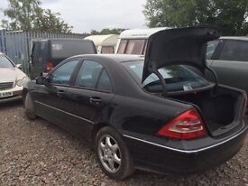 Mercedes Benz c220cdi E300td & E320cdi & E220cdi - Spare Parts Available