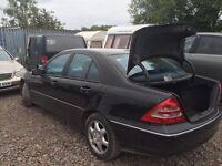 Mercedes Benz c220cdi E300td & E320cdi & E220cdi - Spare Parts Available
