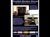 Stoves , woodburners, fireplaces