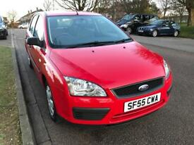 2006 Ford focus 1.6 Tdci, 1 yr TAX AND MOT, Mileage 86500, Excellent runner £1350
