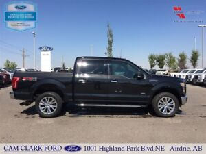 2015 Ford F-150 XTR 302A SuperCrew EcoBoost 4WD