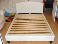 DOUBLE BED FOR SALE WITH MATTRESS, DREAM model