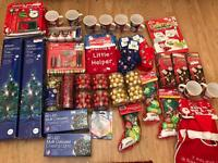 Christmas joblot-All items brand new.
