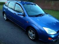 FORD FOCUS ZETEC 1 YEAR MOT cheap and cheerful may swap px