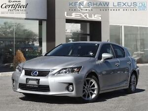 2011 Lexus CT 200h ** Leather Sunroof ** Extended Warranty **