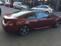BMW M6 V10 5.0 SMG 2DR IN EXCELLENT CONDITION!!!!!!!