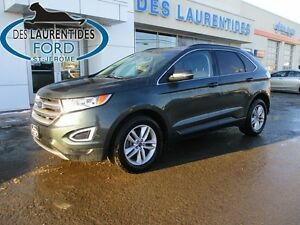 2015 Ford Edge SEL AWD/CERTIFIÉ FORD