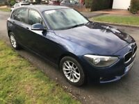 (CHEAP) 2012 1 OWNER BMW 118D SE FULL BMW SERVICE HISTORY