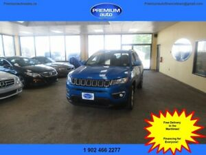 2018 Jeep Compass North $186 B/W oac