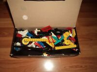 box of lego mid size