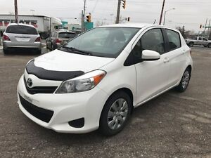 2013 Toyota Yaris LE - ONE OWNER - NO ACCIDENT - SAFETY INCLUDED