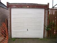 FREE Concrete sectional garage 5m by 2.5m available 27/11/17