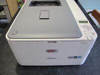 OKI C511dn Colour Laser Printer - network enabled