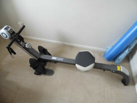 Pro Fitness rowing machine, barely used.
